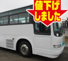 [中型バス]H9年日野セレガ・KC-RU1JHCB
