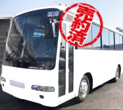 [小型バス]H7年三菱エアロミディMJ628F