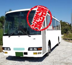 [中型バス]H8年・三菱エアロミディ・KC-MK219J