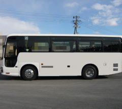 [中型バス]H13年・いすゞガーラ・KL-LV780H2