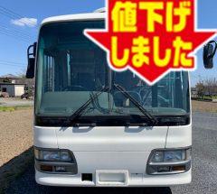 [中型バス]H11年・いすゞガーラミオ・KK-LR233F1