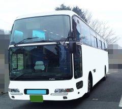 [ 大型バス]H8年・三菱ふそうエアロクイーン・KC-MS822P