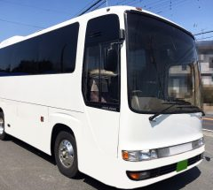 [ 小型バス]H11年・日野メルファ・KC-CH1JFBA