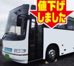 [ 中型バス]:H9年・日野セレガ・KC-RU1JHCB
