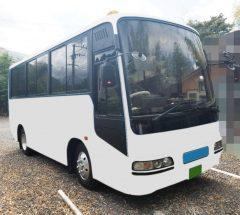 [ 小型バス]H 8年・三菱ふそうエアロミディ・KC-MJ629F
