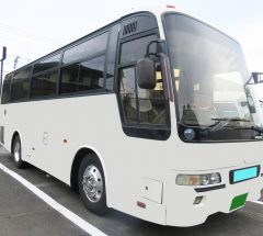 [ 中型バス]H 10年・三菱ふそうエアロミディ・KC-MM822H