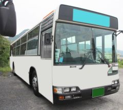 [大型バス]H14年・日野ブルーリボン・KL-HU2PREA