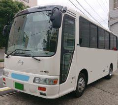 [マイクロバス]:H20年・日野リエッセ・BDG-RX6JFBA