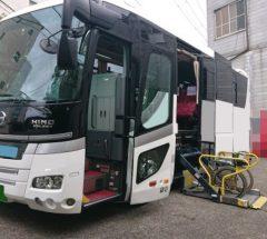 [中型バス]:H19年・日野セレガ(リフト付き)・ADG-RU8JHAA