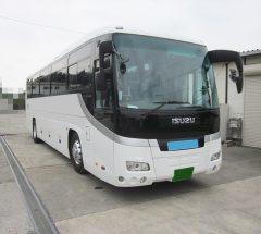 [大型バス]H18・いすずガーラ・ADG-RU1ESAJ(トイレ付き)