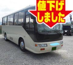 [マイクロバス]H14年・日野リエッセ・KK-RX4JFEA