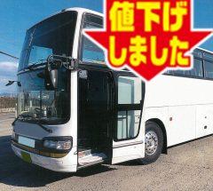 [大型バス]H14・日野セレガR・KL-RU1FSEA