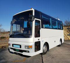 [小型バス]H7年・日産ディーゼル スペースランナー7・U-EN210DAN