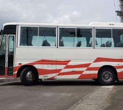 [小型バス]H10年・三菱ふそうエアロミディ・KC-MJ629F