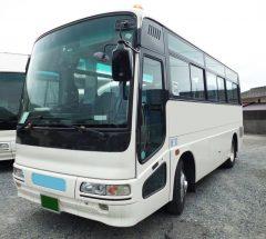 [小型バス]H16年・三菱ふそうエアロミディ・KK-MJ26HF