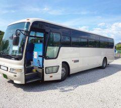 [大型バス]H17年・三菱ふそうエアロエース・KL-MS86MP