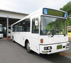 [大型バス]H16年・日産ディーゼルスペースランナー・KL-JP252NAN