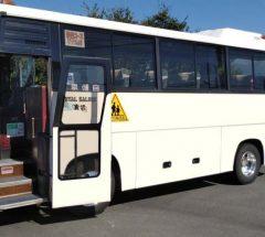 [小型バス]H4年・日野レインボー・U-CH3HFAA