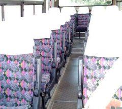 [中型バス]H10年・いすゞガーラ・KC-LV780H1
