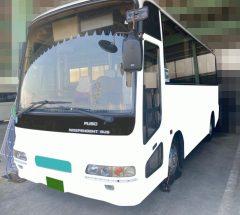 [小型バス]H8年・三菱ふそうエアロミディ・KC-MJ629F
