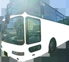 [大型バス]H18年・三菱エアロクイーンⅡ・PJ-MS86JP